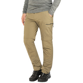 Pinewood Namibia Zip-Off Pants Men Mid Khaki